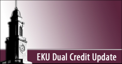 June News Release Concerning NEW Dual Credit Scholarships